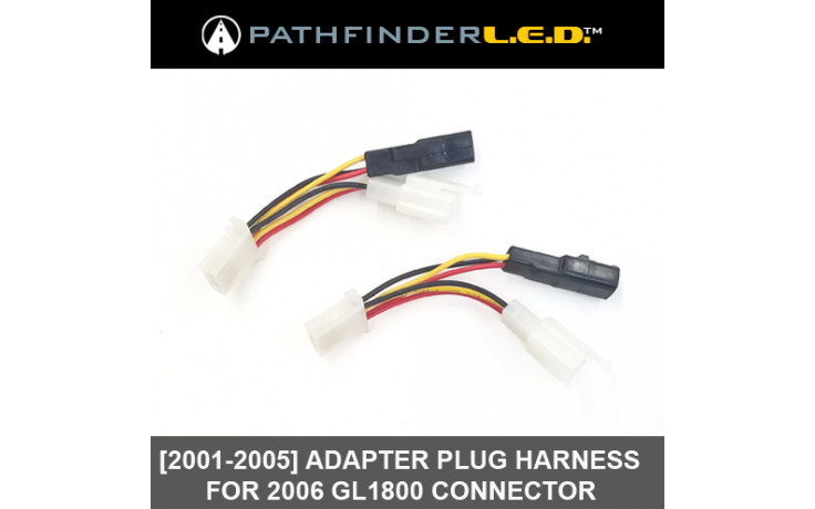 GL1800 01-05 Adapter Plug Harness for G18DT/GL18RFL