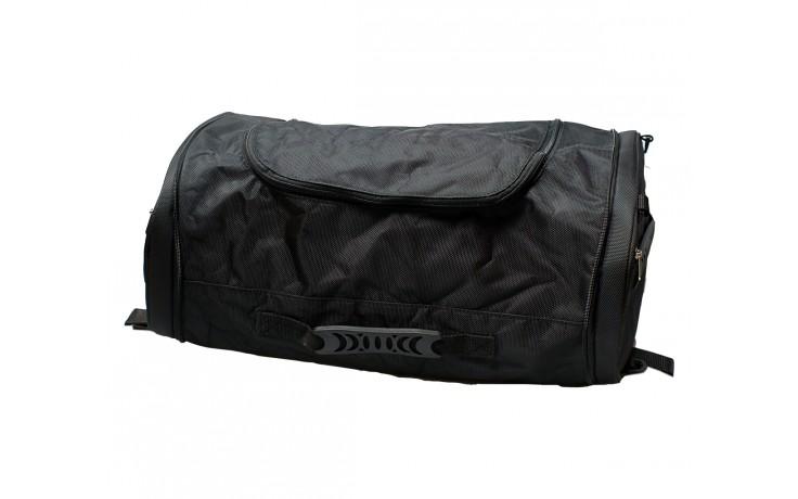 Folding and Expandable Black Rack Bag