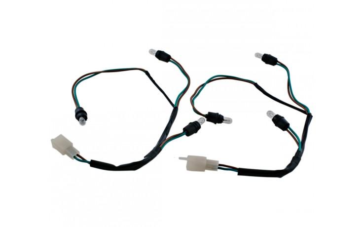 GL1500 Trunk Side Light Kit
