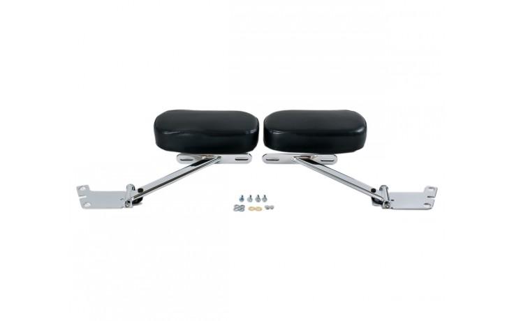 GL1500 Passenger Black Armrests