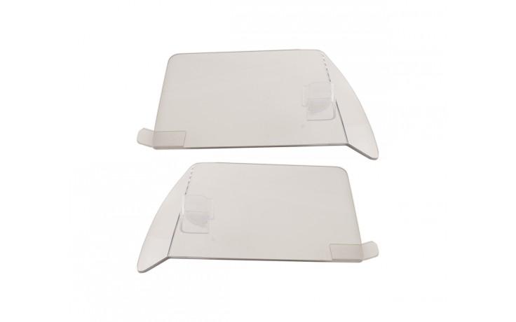 GL1500 Rain shield - Pegs