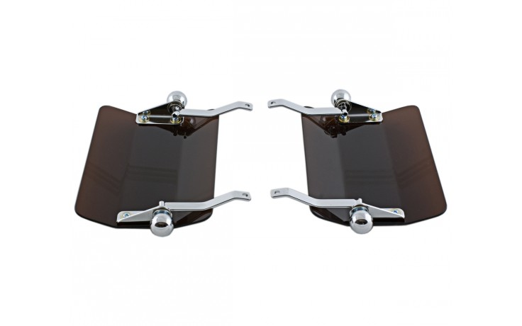 Fairing Wind Deflectors