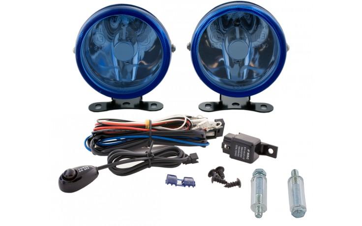 Driving Light Kit - GL1800 Xenon Blue