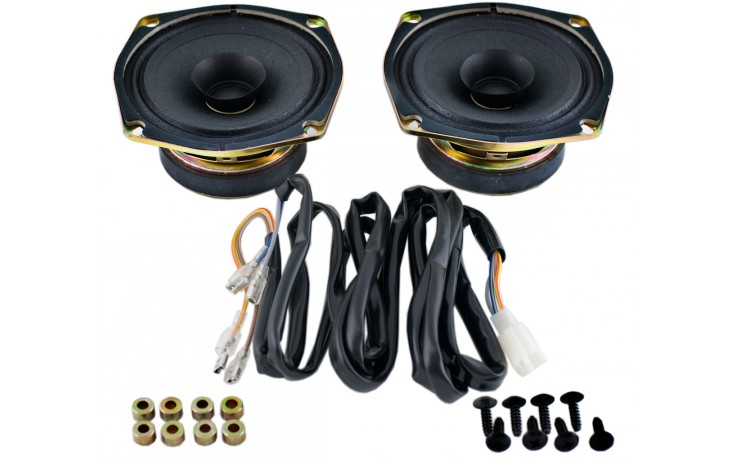 GL1800 2001-2005 Rear Speaker Kit
