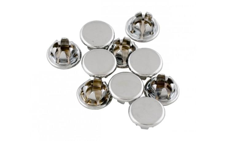 """Chrome Steel Plugs ¼ """""""