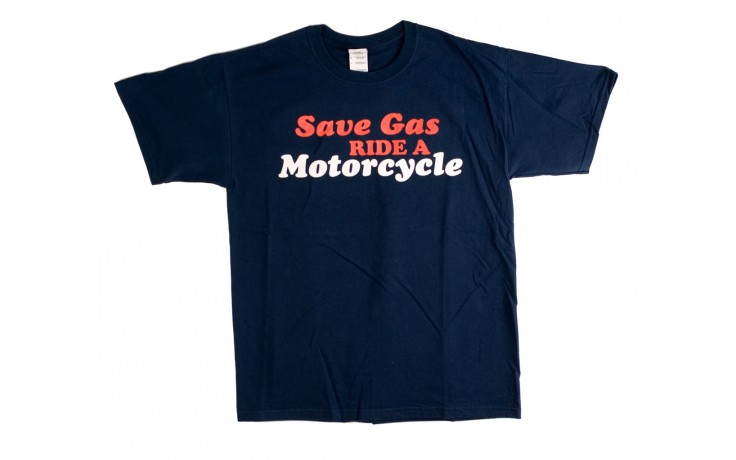Save Gas T-Shirt M
