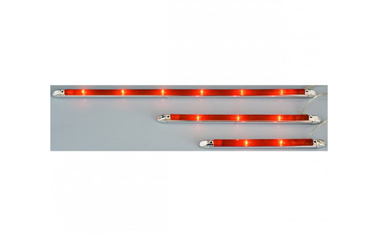 Red Strip Lights - 12 inches