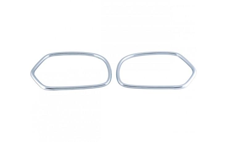GL1800 01-17 Front Mirror Trims