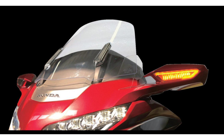 GL1800 2018+ LED Mirror Lights w/DRL & Sequential Turn Signal