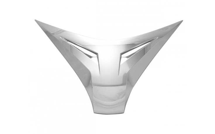 GL1800 Chrome Windshield Panel Mask