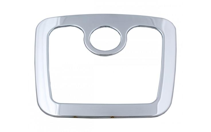 GL1800 12 & Up & 06-10 Air Bag Chrome Fuel Door Accent
