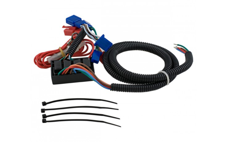 GL1800 ABS/Non-ABS Isolated Trailer Wire Harness Kit