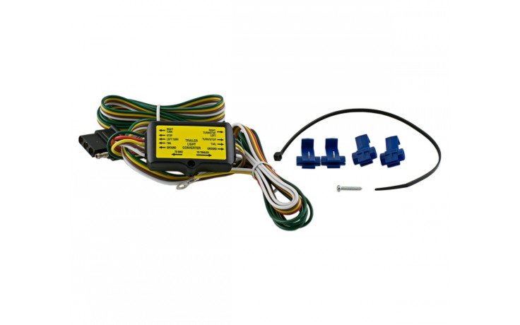 Trailer Wire Harness Converter 4 to 5 Wire System