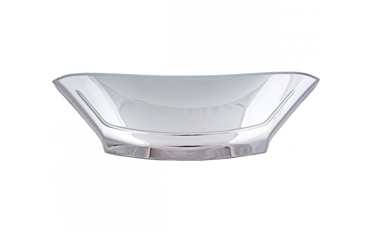 GL1800 12 & Up Chrome Top Rear Fender Accent