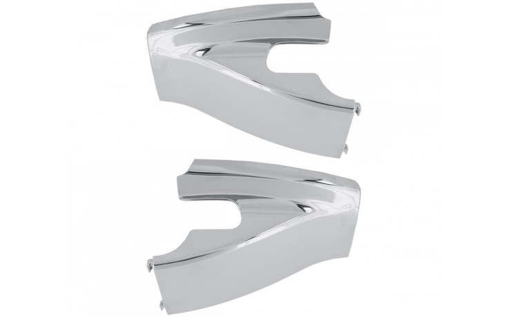 GL1500 Front Fender Covers Chrome