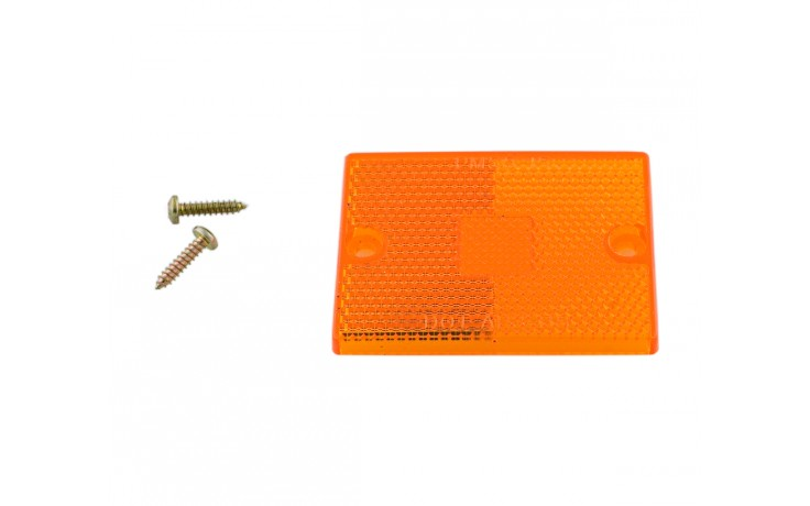 Replacement Amber Lens