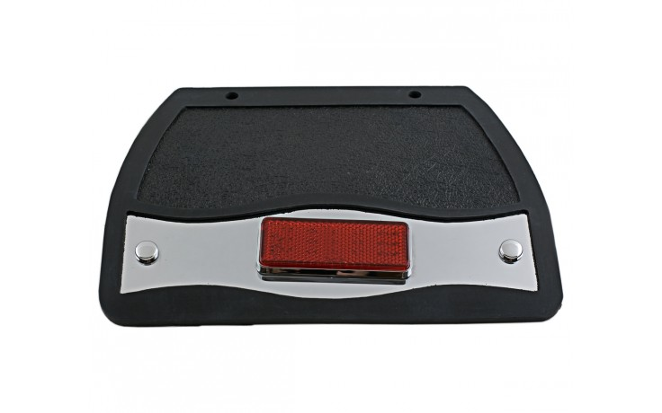 Lighted Mud Flap