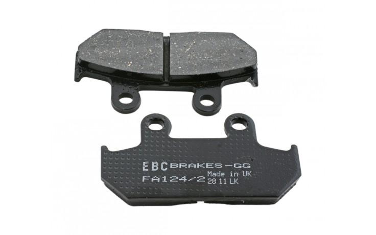 Ceramic Front Disc Brakes