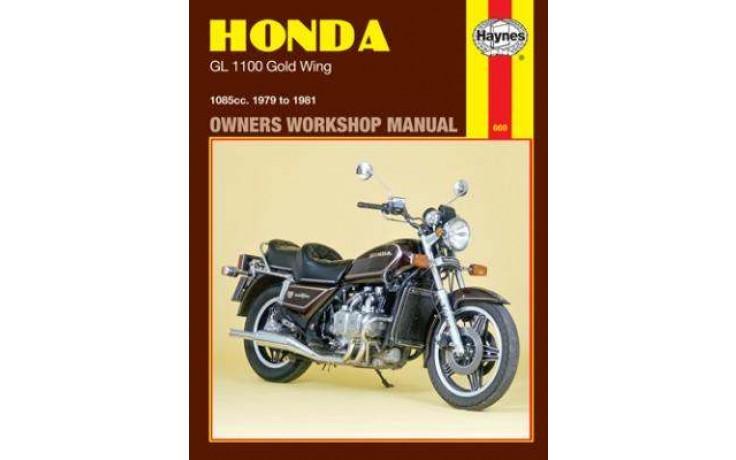 Service Manual GL1100