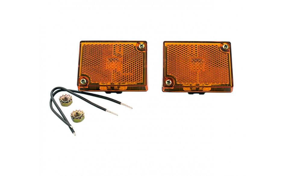 GL1100 Amber Side Light Kit