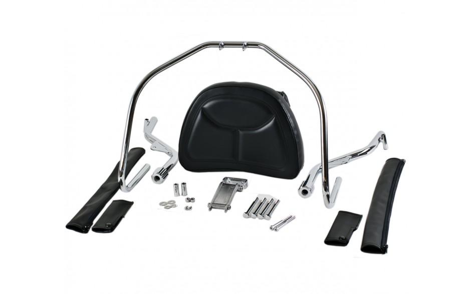 GL1500 Driver Black Backrest