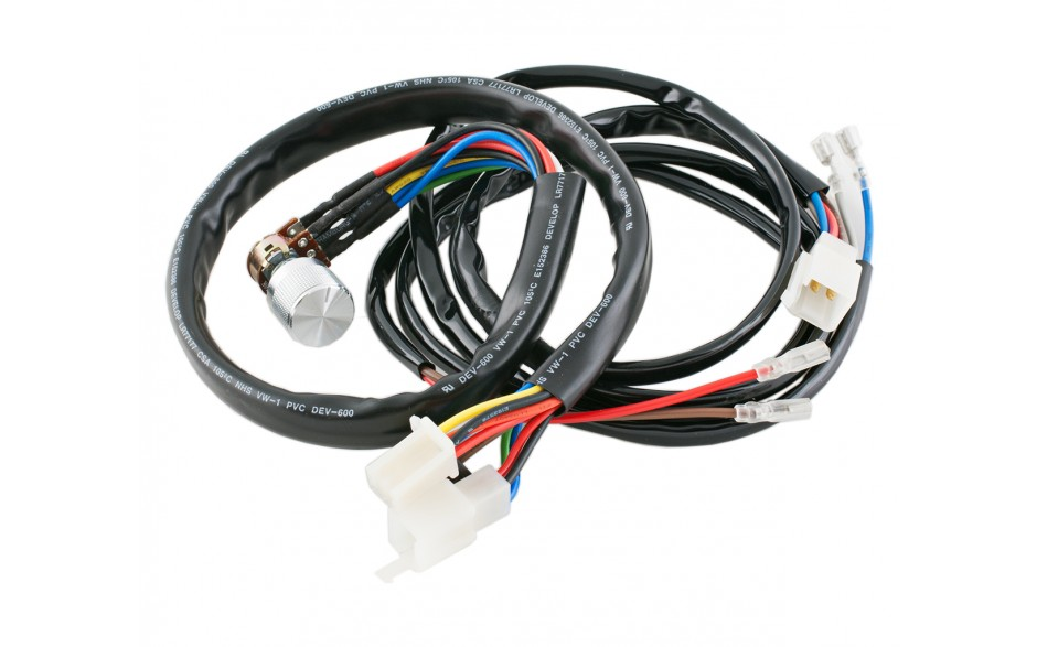 GL1500 Fader Switch & Wire Harness