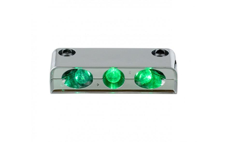Case Step Green LED Light