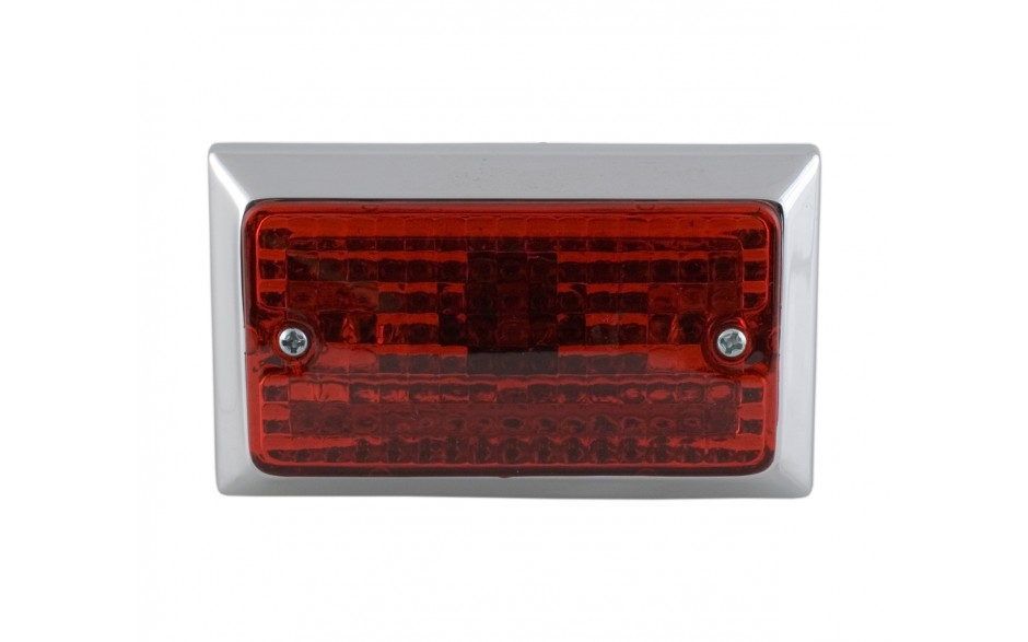 N.L.A.  Red Marker Light