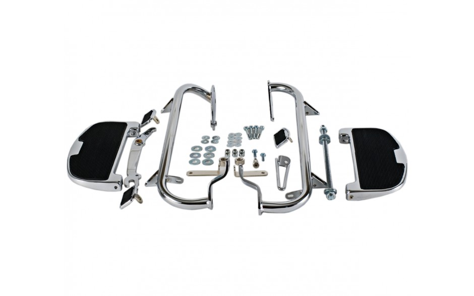 Driver floorboards for the GL1000 and GL1100