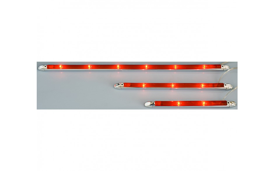 Red Strip Lights - 20 inches