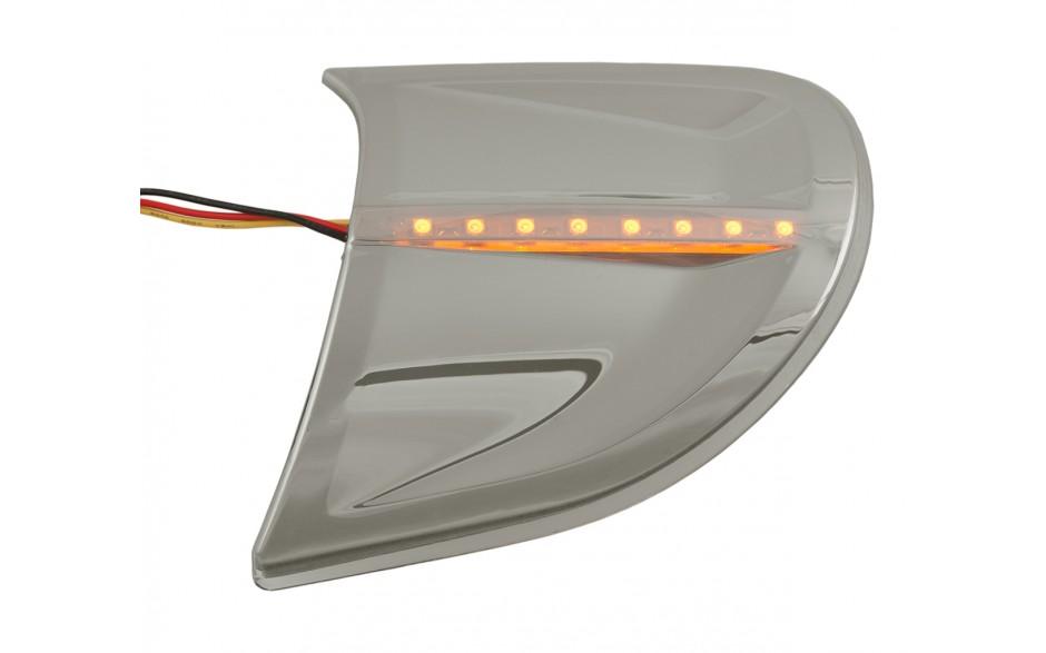 GL1800 Headlight Contour Trim Amber LED