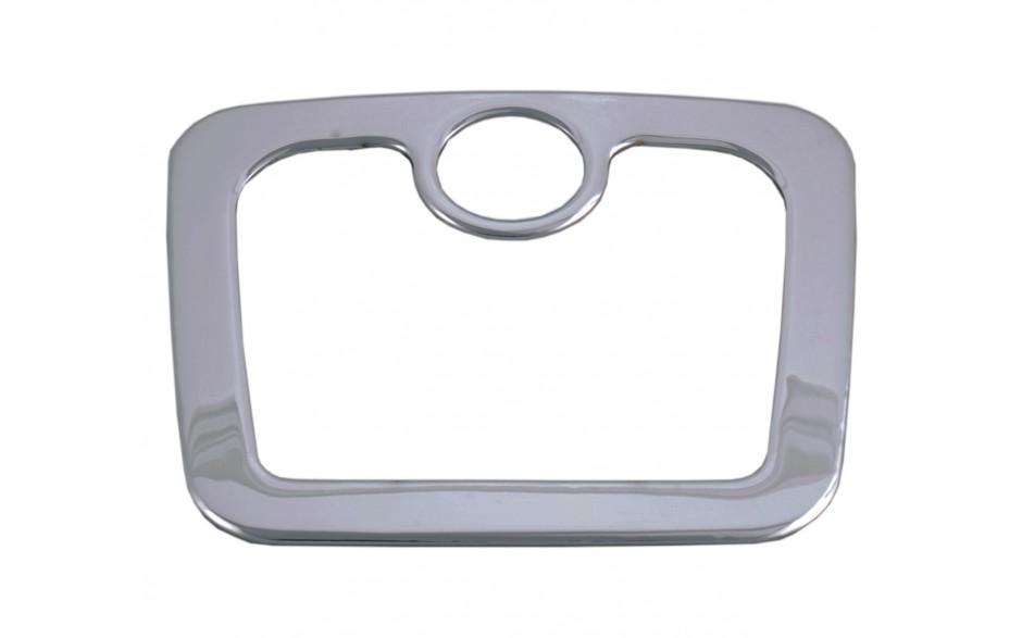 GL1800 01-10 Non-Airbag Chrome Fuel Door Accent