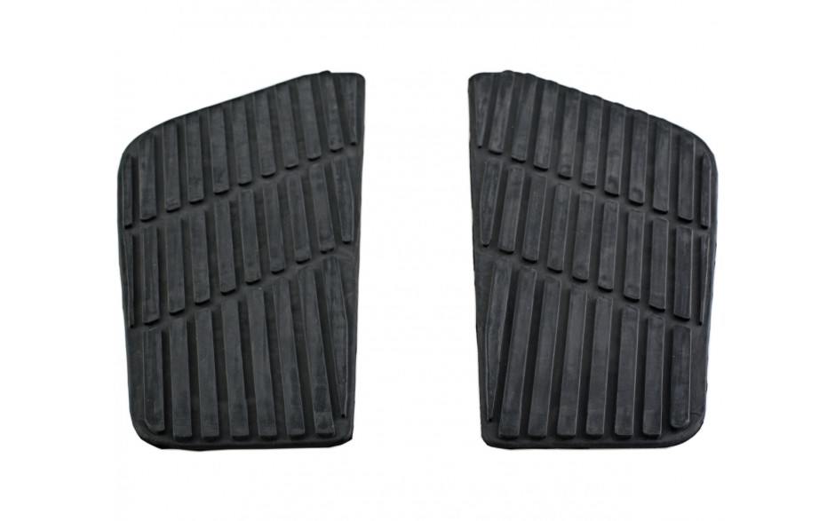 Driver Floorboard Replacement Rubber Mats