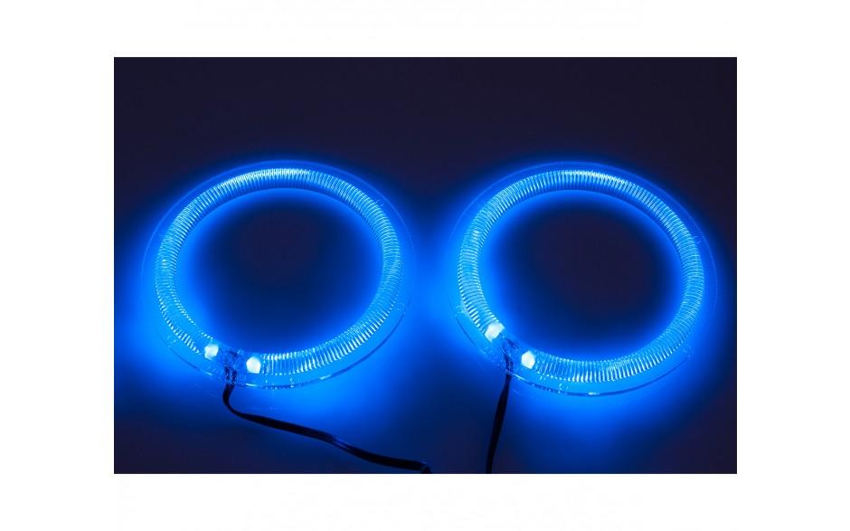 GL1800 01-12/GL1500 Angel Eye Blue Speaker Light Kit