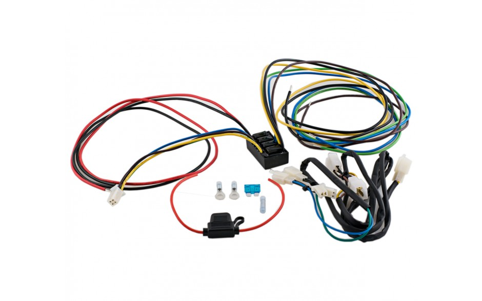 GL1800 12 & Up Isolated Trailer Wire Harness