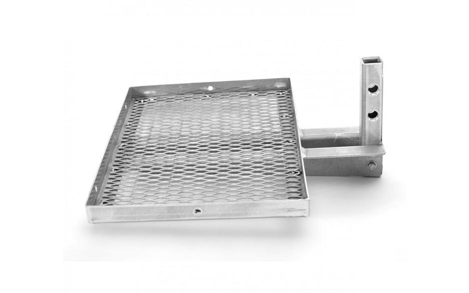Aluminum Cooler Rack  - Vertical
