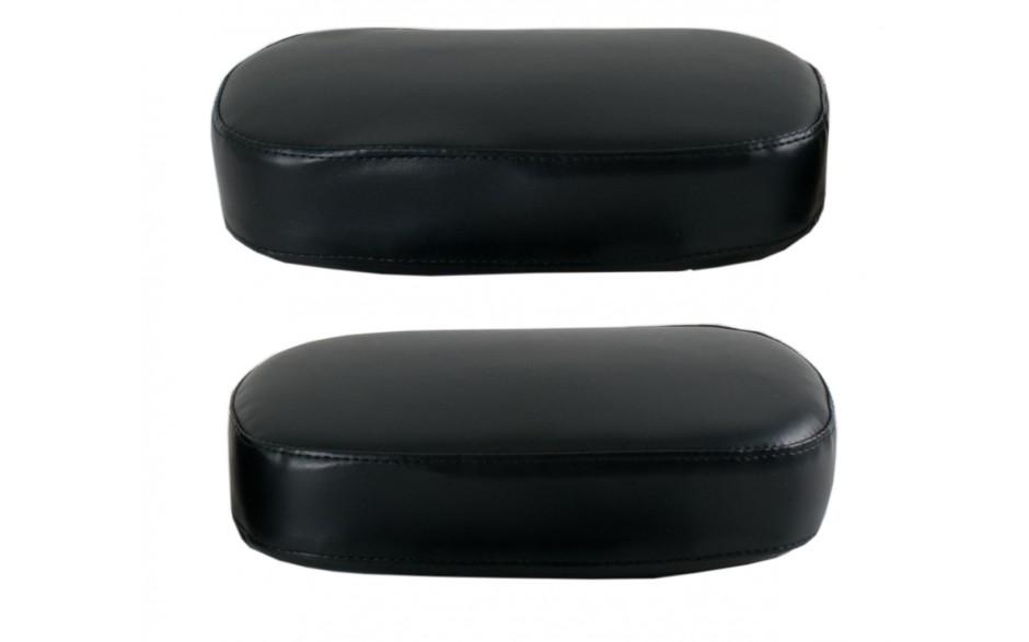 Black Armrest Pads