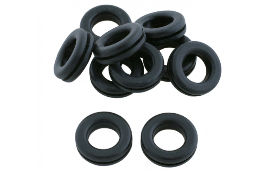 Oval Grommets