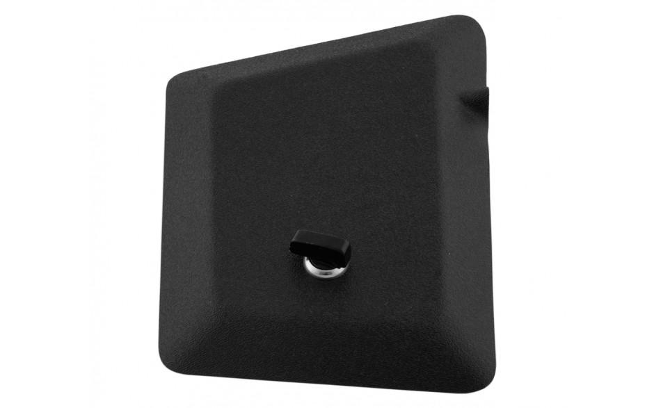 GL1500 Black Left Hard Pocket
