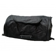 Folding and Expandable Black Rack Bag