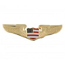 Gold Wing w/USA Shield