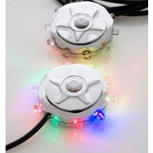 LED Armrest Light Kit White