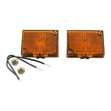 GL1100 Amber Side Light Kit