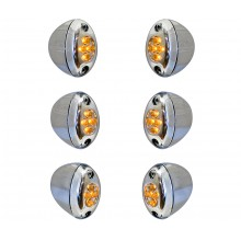 GL1800 Amber LED Fork Light Kit