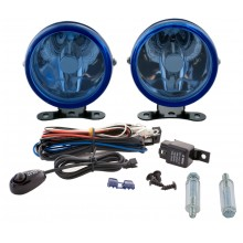 Driving Light Kit - GL1800 Xenon Blue