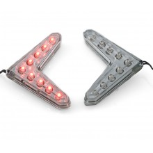Red LED Arrow Lights