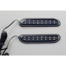 Soft Iluminator Amber LED Black Housing