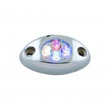 Flashing 4 LED Courtesy Light