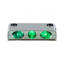 Case Step Green LED Light