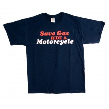 Save Gas T-Shirt L